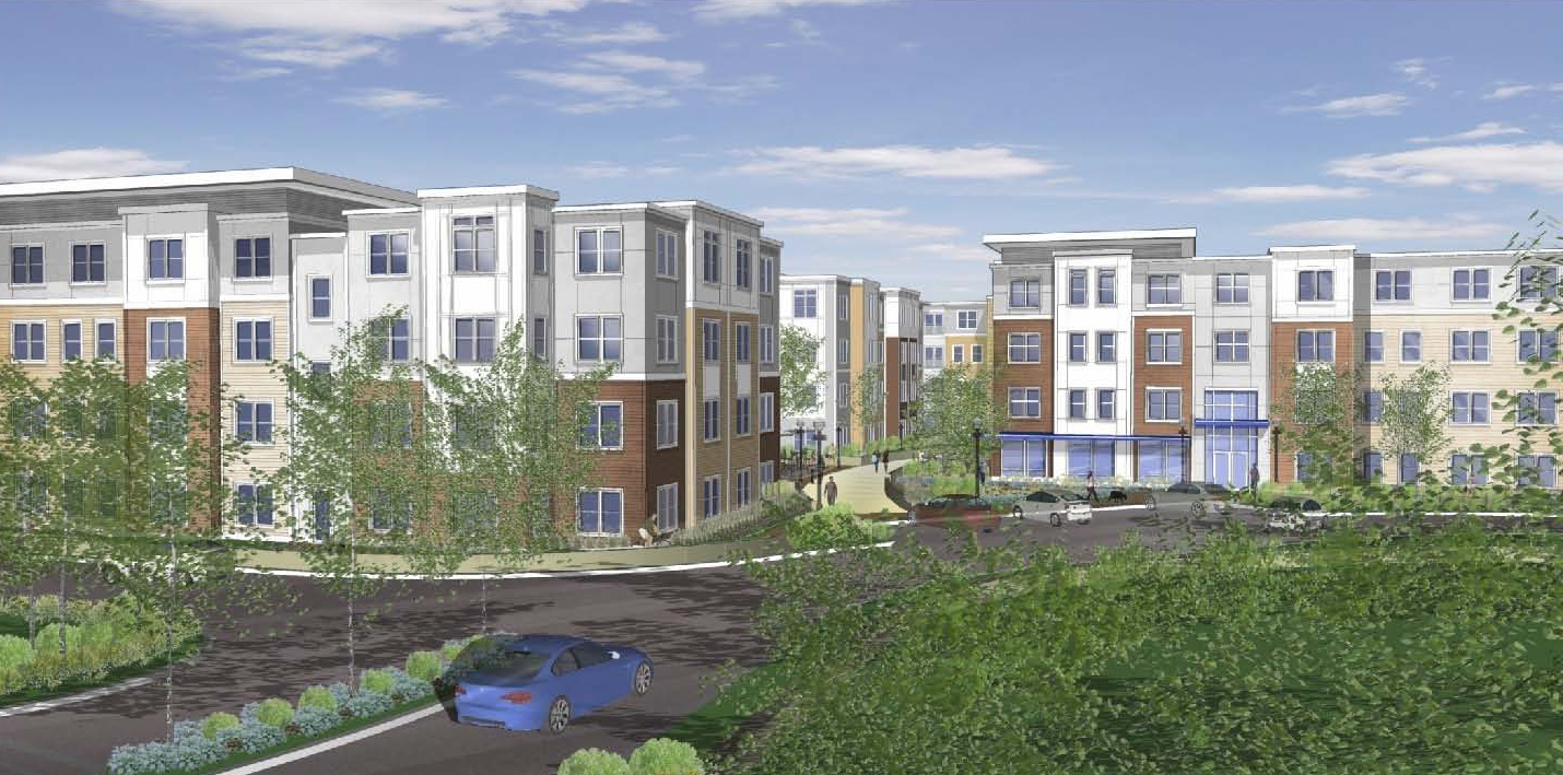 Multi Family Property Development : Behringer harvard and wood partners announce investment in