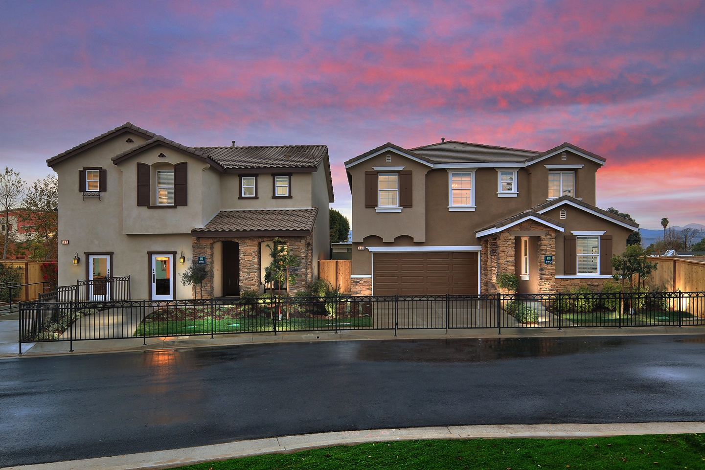 Brandywine Sells All 19 Homes at West Covina's New Gated Community